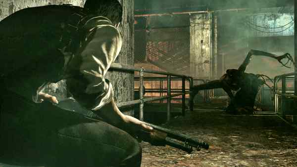 The Evil Within Xbox