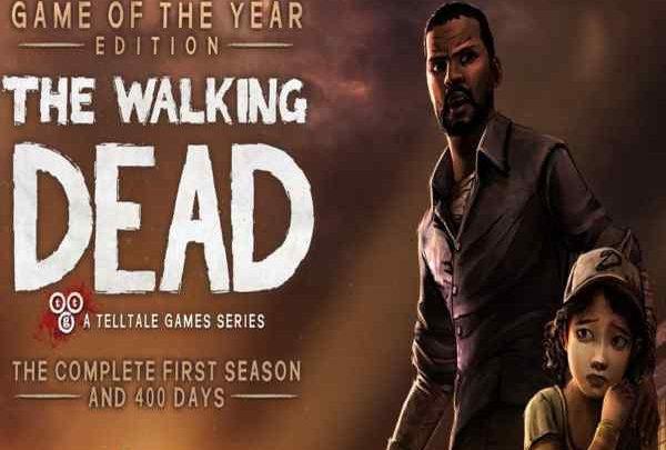 The Walking Dead GOTY Game Xbox 360