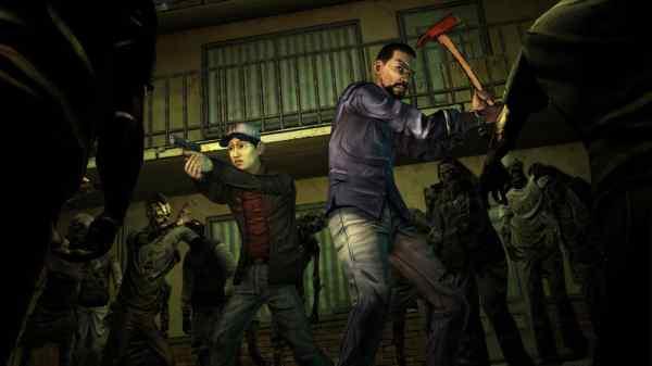 The Walking Dead Season Two Xbox 360 Download