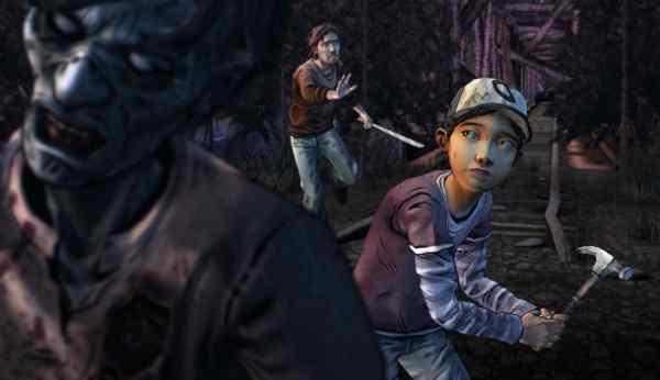 The Walking Dead Season Two Xbox 360