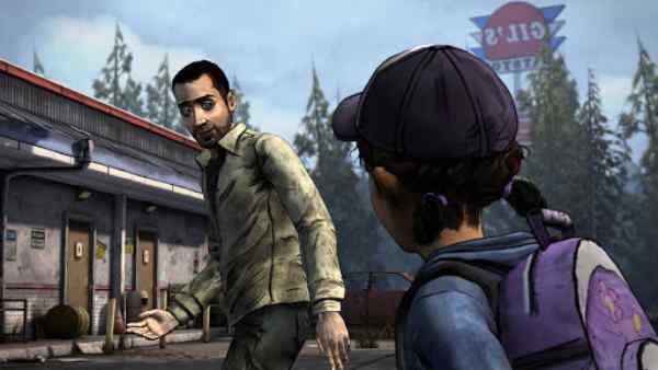 The Walking Dead Season Two Xbox