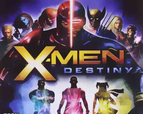 X Men Destiny Game PS3