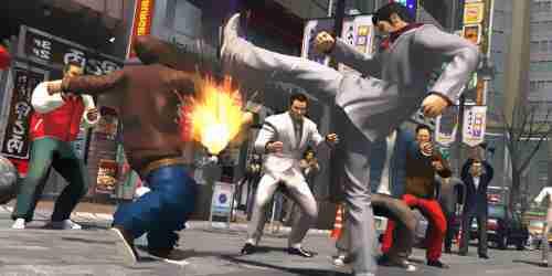 Yakuza PS2 ISO