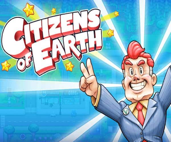 Citizens of Earth Game PS4