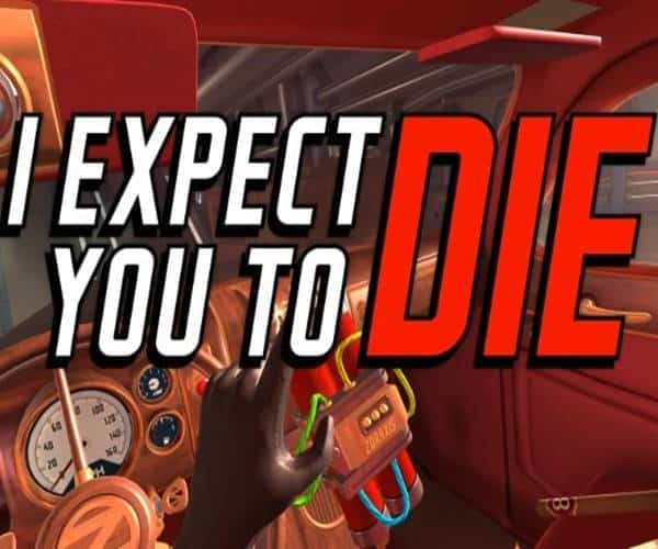 I Expect You To Die Game PS4