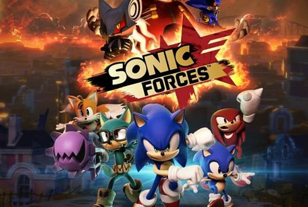 Sonic Forces Game PS4