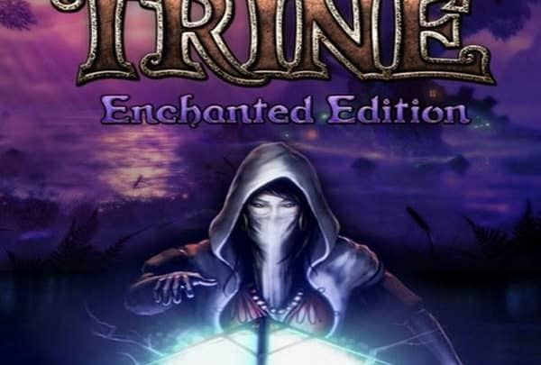 Trine Game PS4