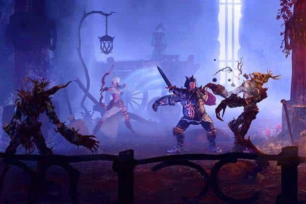 Trine ps4 download