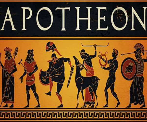 Apotheon Game PS4