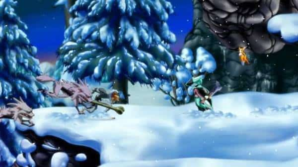 Dust An Elysian Tail PlayStation 4
