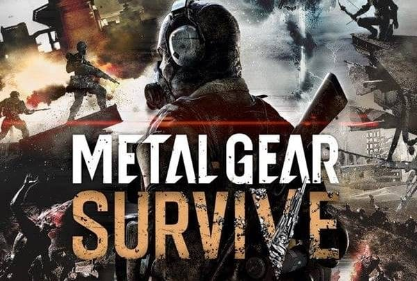 Metal Gear Survive Game PS4