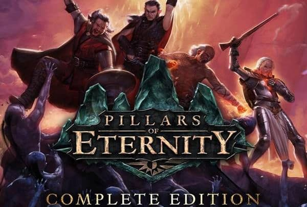 Pillars of Eternity Game PS4