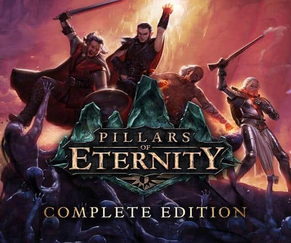 Pillars of Eternity Game PS4