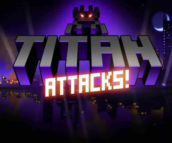 Titan Attacks Game PS4
