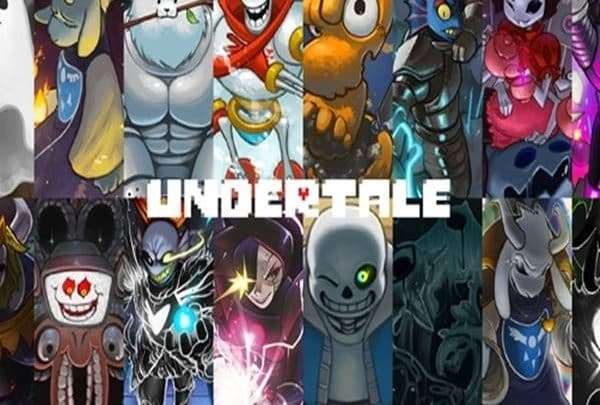 Undertale Game PS4