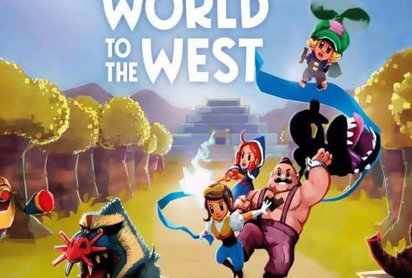 World to the West Game PS4