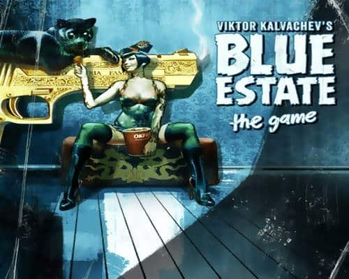 Blue Estate Game PS4