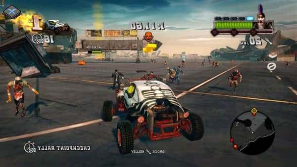 Blood Drive PS3 Download
