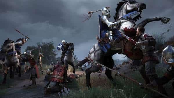 Chivalry Medieval Warfare PlayStation3