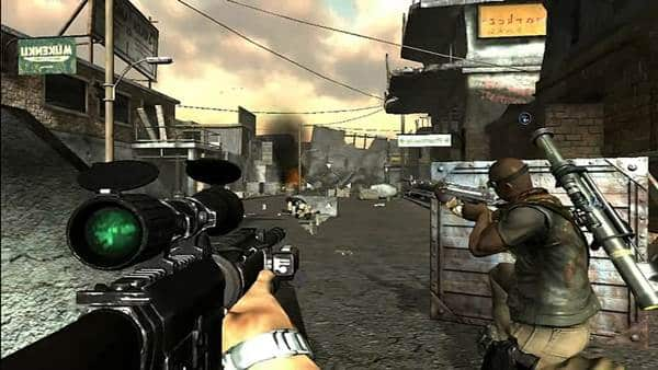 Conflict Denied Ops PlayStation3