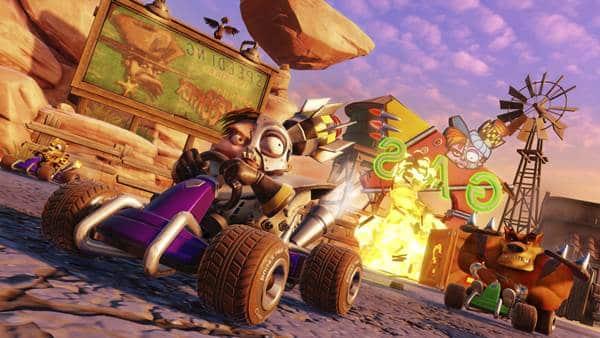 Crash Team Racing Nitro-Fueled PS4 Download