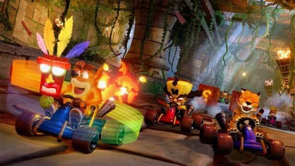Crash Team Racing Nitro-Fueled PlayStation4
