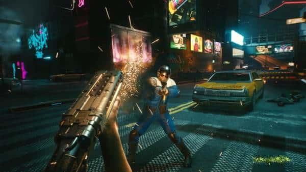 Cyberpunk 2077 PS4 Download