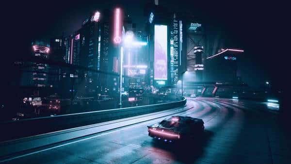 Cyberpunk 2077 PlayStation4