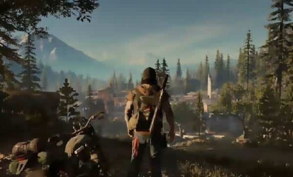DAYS GONE PS4 Download