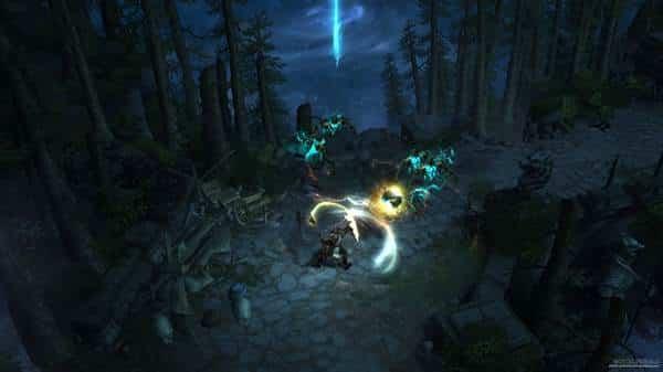 Diablo 3 Reaper of Souls PlayStation3