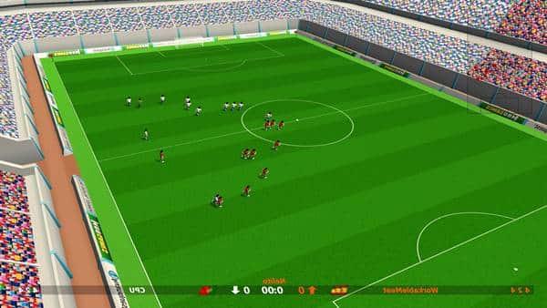 Dino Dinis Kick Off Revival PlayStation 4