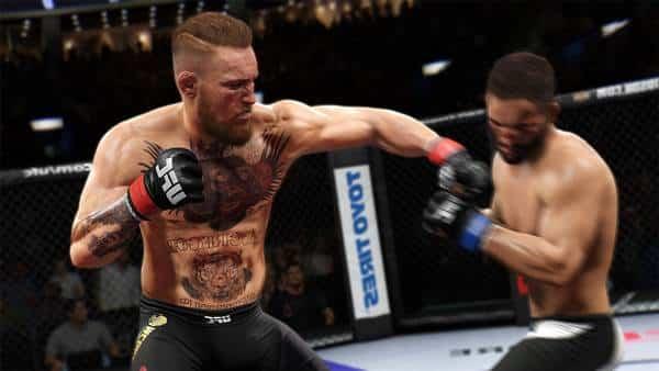 EA Sports UFC 4 PS4 PS4 Download