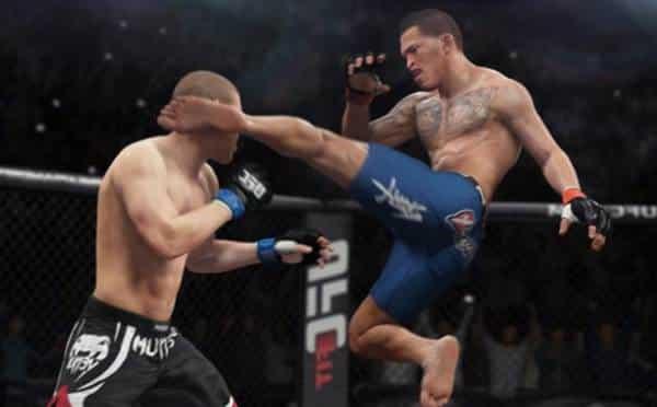 EA Sports UFC 4 PlayStation4