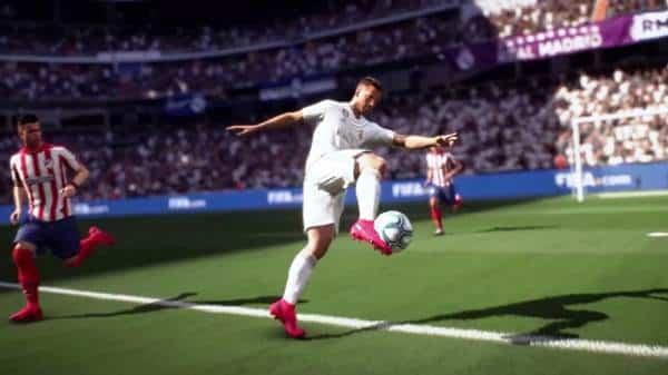 FIFA 21 PS4 Download