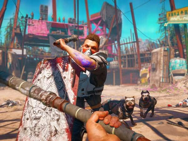 Far Cry New Dawn PS4 Download