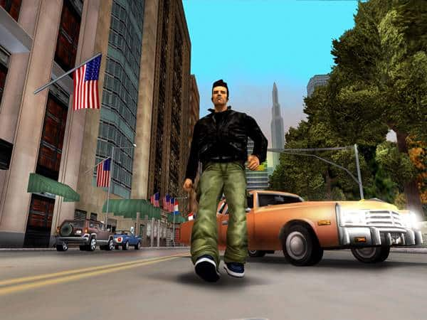 Grand Theft Auto 3 PS4 Download