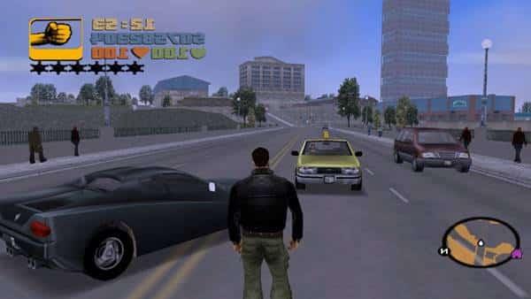 Grand Theft Auto 3 PlayStation 4