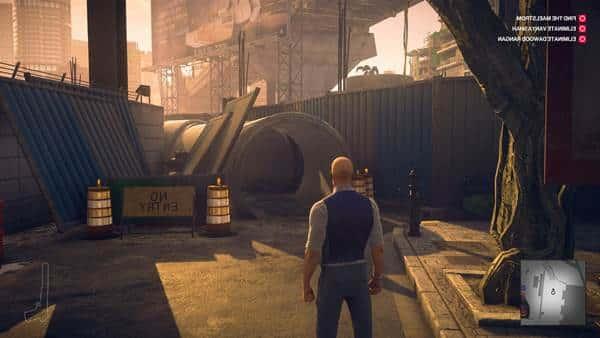 Hitman 2 PlayStation4