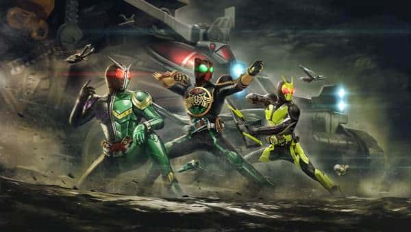 Kamen Rider Memory of Heroez PS4