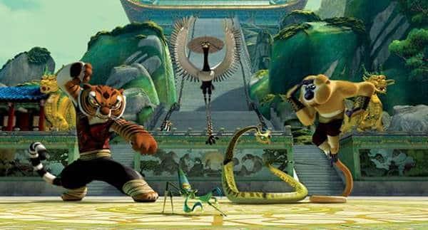 Kung Fu Panda 2 PlayStation3
