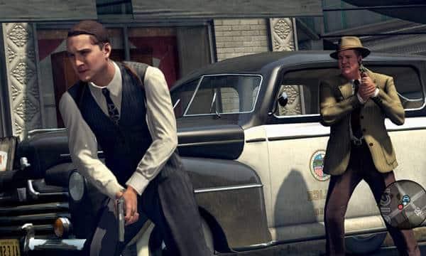 L.A. Noire PS4 Download