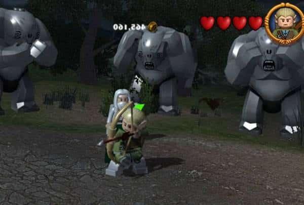 Lego The Hobbit PlayStation3