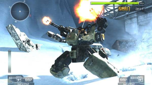 Lost Planet Extreme Condition PS3 Download