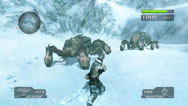 Lost Planet Extreme Condition PlayStation3