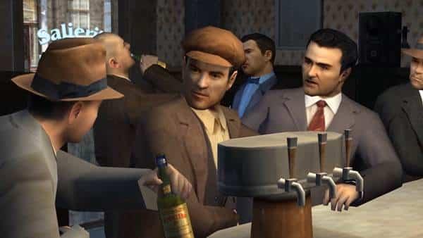 Mafia II Definitive Edition PS4 Download