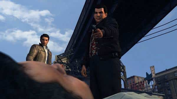 Mafia II Definitive Edition PlayStation4