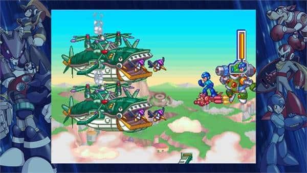 Mega Man Legacy Collection 2PlayStation4