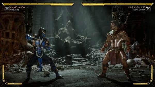 Mortal Kombat 11 PlayStation4