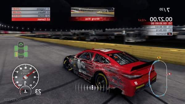 NASCAR 15 PS3