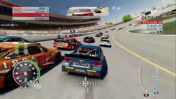 NASCAR 15 PlayStation3
